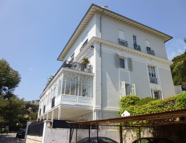 Monaco cap d ail villa apartement julie maisonazur for Villas julie