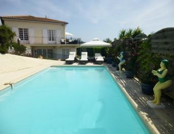 Traumhaftes Ferienhaus an der Côte d\'Azur buchen